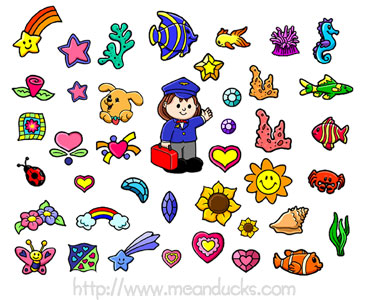 Fisher-Price® Sticker Designs